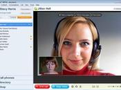 ciblée s'invite dans appels gratuits Skype