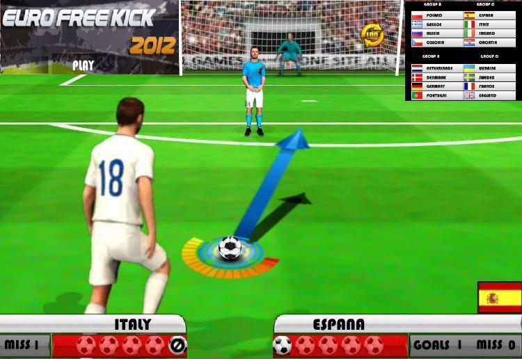 jeu de foot gratuit