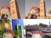 Hello Kitty Marrakech