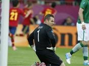 Euro 2012 Espagne Irlande: l'armada espagnole laisse l'Irlande rade.