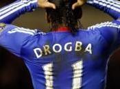 Chelsea Drogba tout proche Shangaï