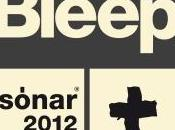 Bleep Sónar 2012 Sampler