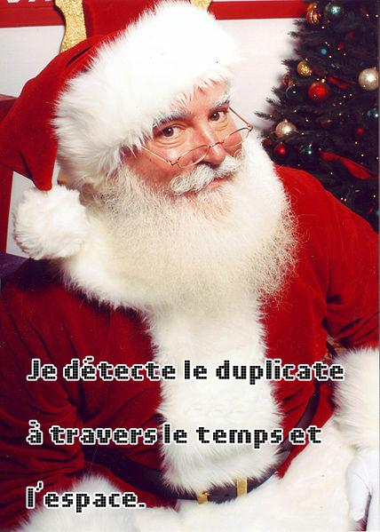 Archives d'Internet : Papa Noël sait si tu as copié le contenu d'un site