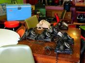 Toronto Kensigton boutiques vintage...