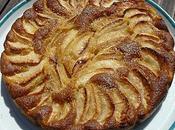 gâteau pommes épices pour papa