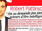 Interview Robert Pattinson avec TéléStar