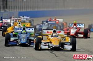 IZOD Indycar: GP de Milwaukee / Hunter Reay s'impose