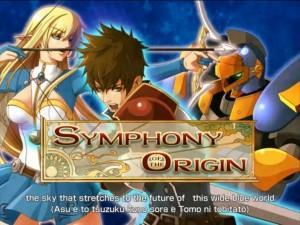 Symphony of the origine – Le prochain RPG signé Kemco