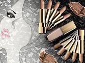 "Dolce Gabbana: maquillage dentelle ""Lace"" Collection 2012"