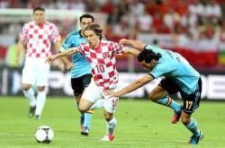 Résumé et video but Croatie – Espagne : 0-1 Euro 2012