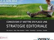 slide mardi Concevoir mettre place Stratégie Editoriale