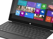 Microsoft dévoile Surface