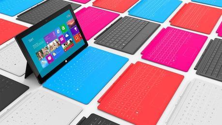 Microsoft dévoile Surface une tablette tactile Windows 8 qui veut concurrencer l'iPad