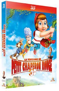 Bluray: La Vengeance du Petit Chaperon Rouge
