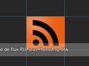 Créer icone flux sous Photoshop