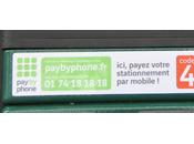 VINCI Park lance France technologie pour paiement stationnement avec PayByPhone