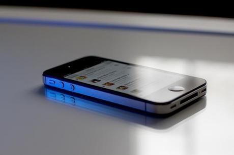 Le client Mail Sparrow sur iPhone, passe à 0.79 € au lieu de 2.39 €...