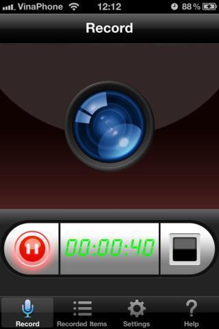 Display Recorder, pour enregistrer l'écran de votre iPhone...