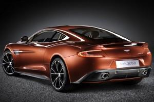 Nouvelle Aston Martin Vanquish 2013