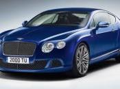 Bentley Continental Speed: début Goodwood