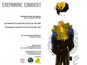 Expo-vente dessins Stéphanie Coudert