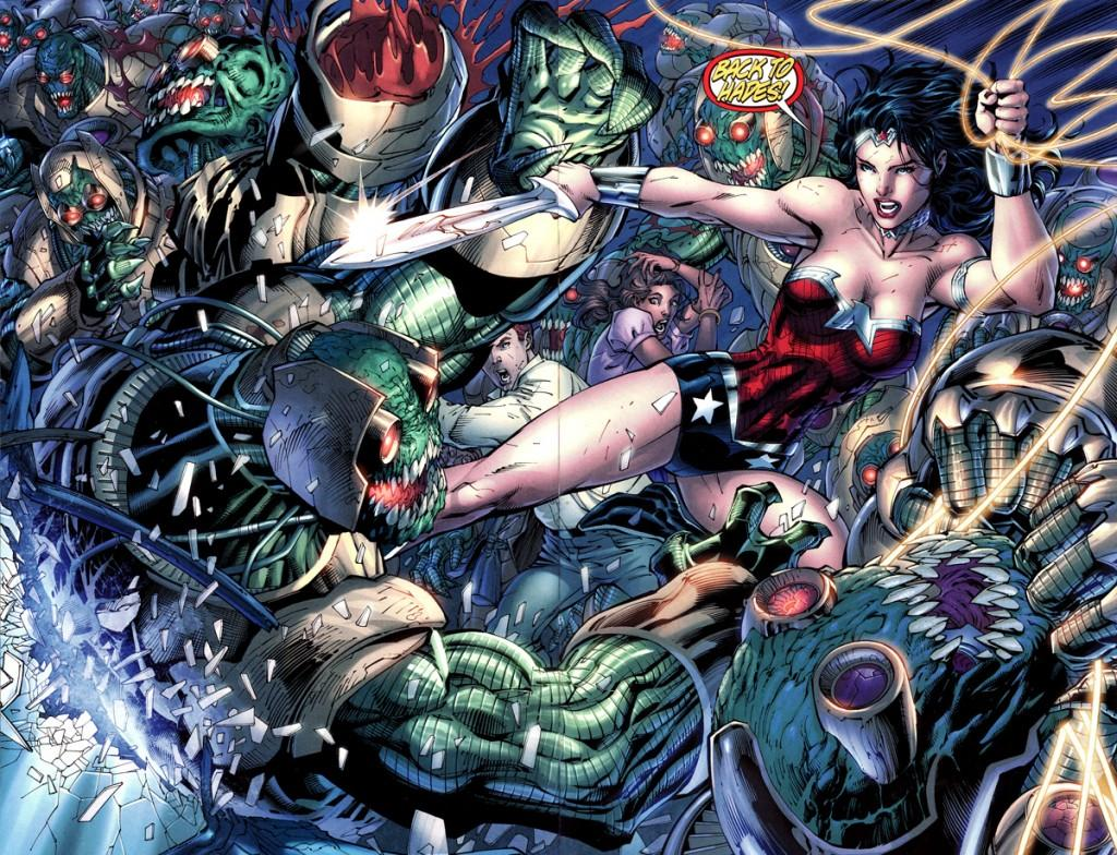Justice League – Aux Origines