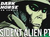Resident Alien motion comics Dark Horse