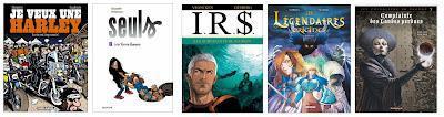 Meilleures ventes BD hebdomadaires au 17 juin 2012