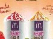Chez McDonald's été, laissez-vous tenter