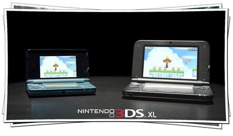 [NEWS] Nintendo annonce la NINTENDO 3DS XL