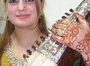 Ghazala Javed, chanteuse pakistanaise, assassinée Peshawar, lundi juin 2012