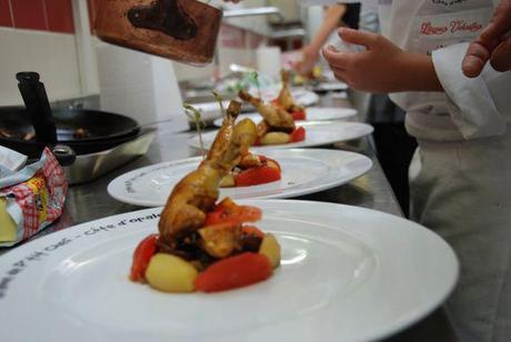 150 petits chefs cuisinent la Ratte du Touquet (2/3)