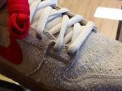 Nike Dunk High Vanilla Suede