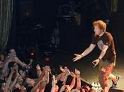 """Sheeran reprend scène tube """"Lighters"""