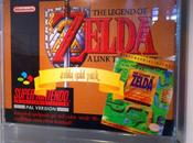 Legend Zelda Link Past Gold Pack Super Nintendo eBay