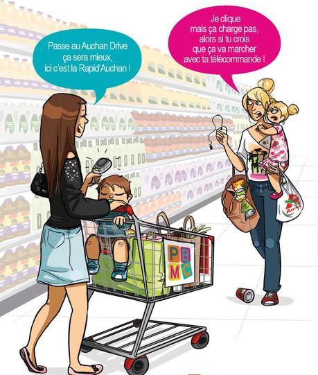 conseil faire ses courses