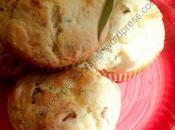 Muffins mozzarella, tomates séchées basilic/ Mozzarella, Sundried Tomatoes Basil