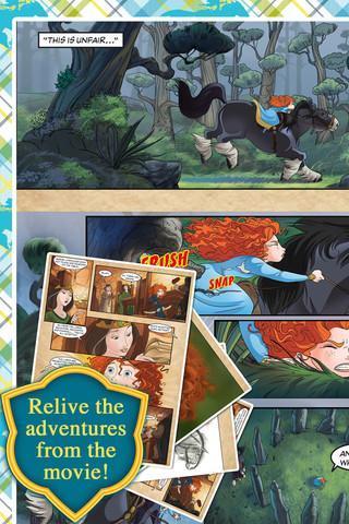 Brave le comics sortira en numérique