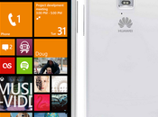 Huawei smartphone Ascend sous Windows Phone