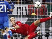 EURO 2012 Angleterre Italie: italiens bout nuit.