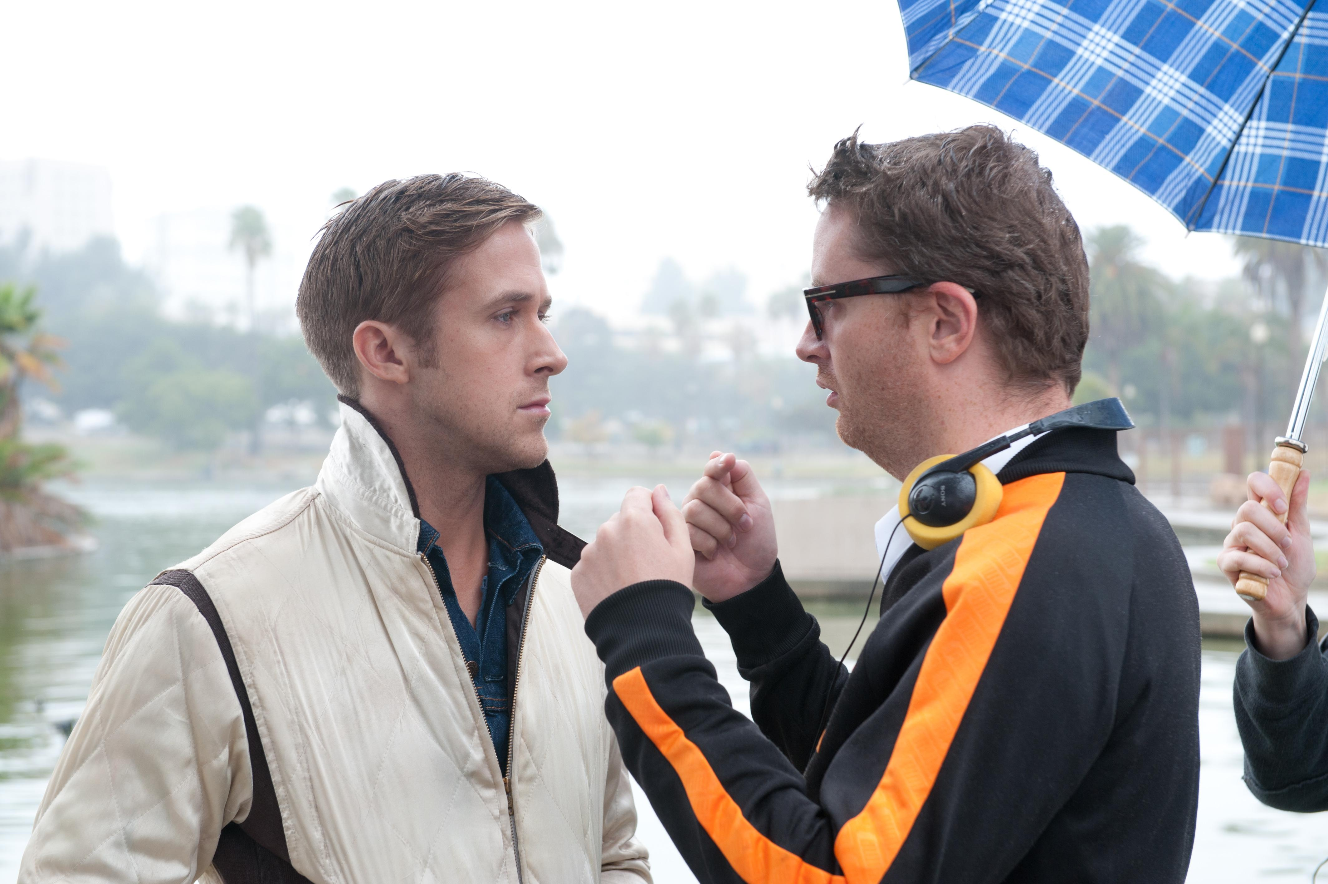 Ryan Gosling Drive movie Nicolas Winding Refn NICOLAS WINDING REFN PAR LAURENT DUROCHE