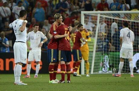 Les vraies raison du parcours chaotique de l'équipe de France à l'euro 2012