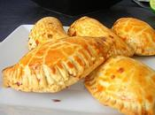 Empanadas champignons fromage