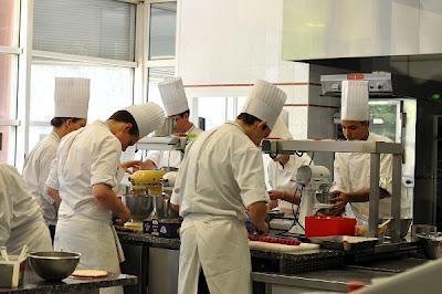 J'ai testé... le cours de cuisine à l'Institut Paul Bocuse