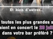 plus grandes stars concert Vélocipède Caen