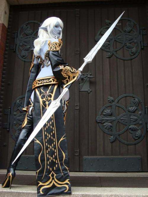 Dark Elf VI by black   butterfly 500x666 Dark Elf VI