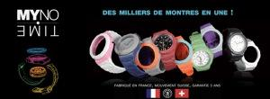 Mode : Myno Time, la montre Made In France