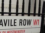 Savile Londres, taillée pour sur-mesure