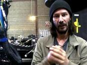 Keanu Reeves présente façon filmer premier film
