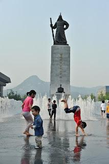 L'Expo 2012 Yeosu - Voyage à Yeosu